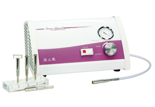 NewApeel microdermabrasion system