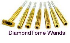 DiamondTome Wands