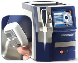 MedioStar neXT hair removal laser