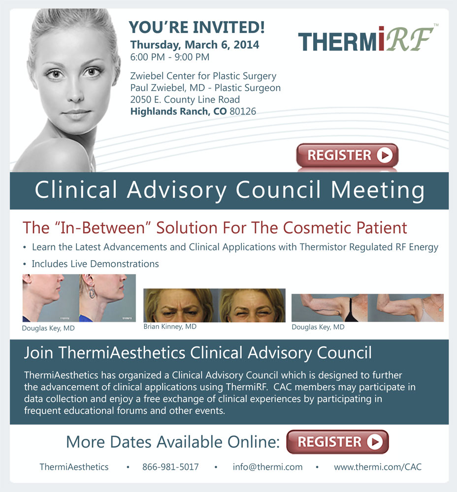 ThermiRF Event March 6 2014