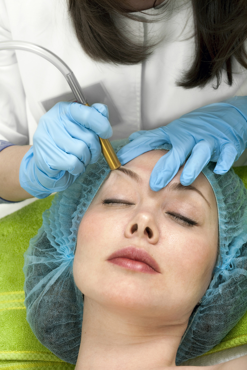 procedure for cosmetologist