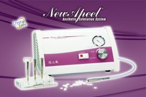 NewApeel microderm machine
