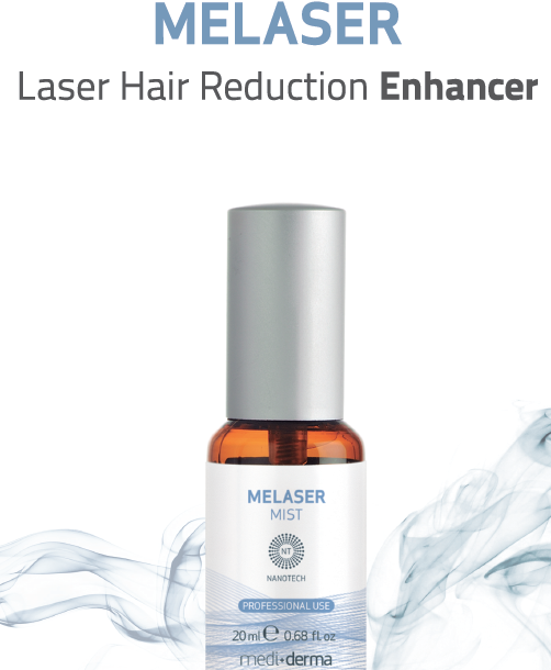 MELASER Blonde Laser Hair Removal