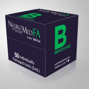 NeuromedFA – Fast Acting 20% Benzocaine Topical – Mountain Coast  Distributors