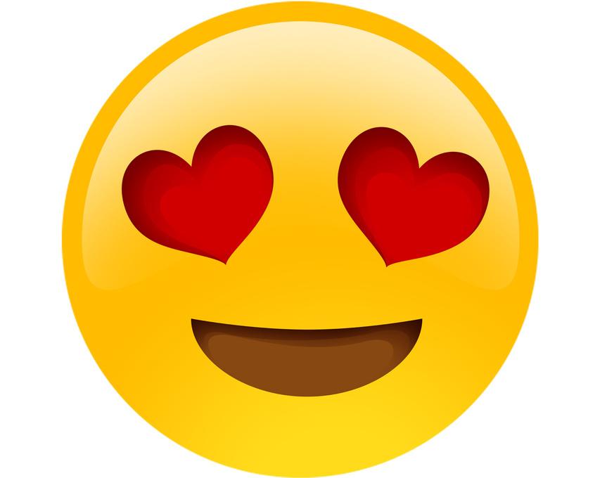 Happy Love Face
