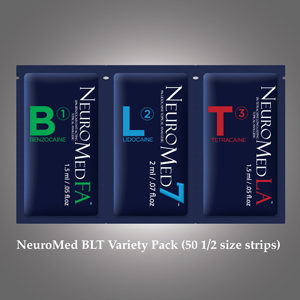 Neuromed BLT 5 Strip Sample pack - SMALL
