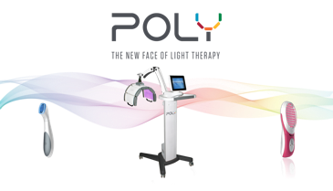 Poly LED Light Therapy Platform