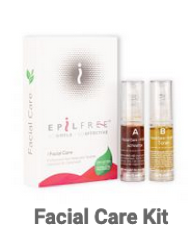 Epilfree Face Care Kit